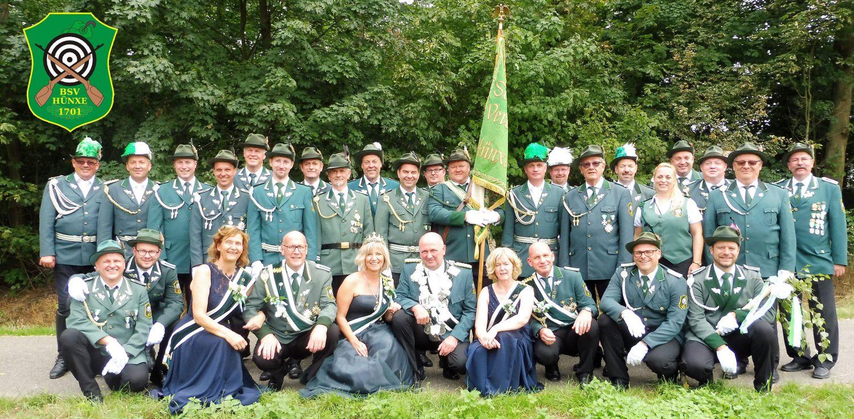 Bürger-Schützenverein Hünxe 1701 e.V.